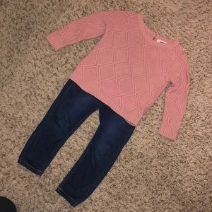 3/$15* Sweater & jeans outfit